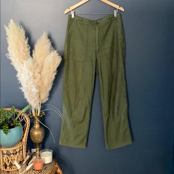 Vintage military pants